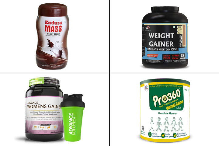11 Best Protein Powders For Women To Gain Weight In India-1