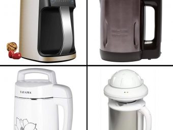 11 Best Soy Milk Makers To Buy