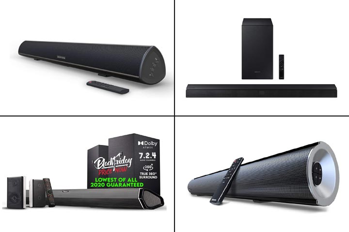 13 Best Soundbar Speakers Of 2021