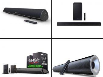 13 Best Soundbar Speakers To Buy In 2021