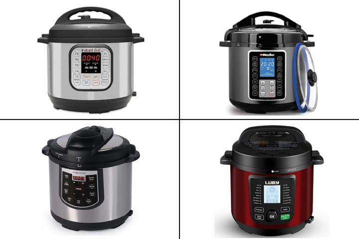 15 Best Electric Pressure Cookers In 2020-1