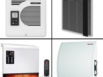 15 Best Electric Wall Heaters For Winters