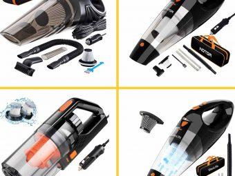 17 Best Car Vacuum Cleaners To Buy In 2021