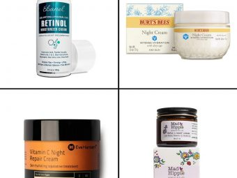 21 Best Night Creams For Acne