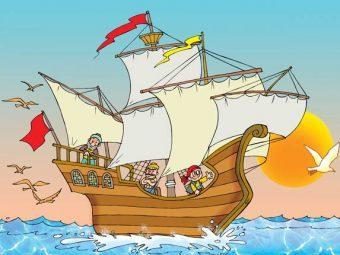 अलिफ लैला - सिंदबाद जहाजी की तीसरी समुद्री यात्रा की कहानी