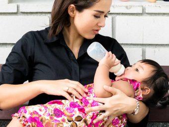 बच्चों को बोतल से दूध पिलाना:फायदे,नुकसान व सही तरीका|Baby Ko Bottle Se Dudh Pilana