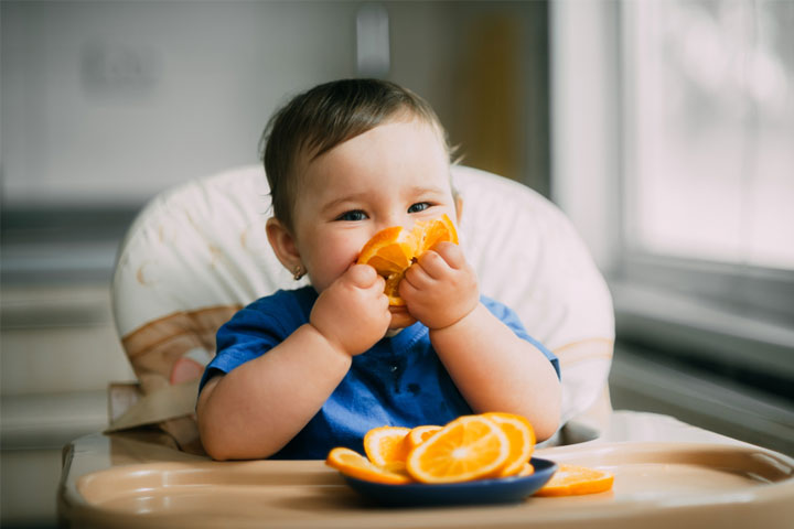 Baby Led Weaning BLWBenefits, How And When To Start It
