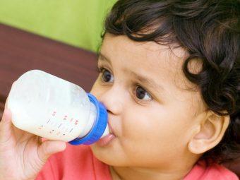 क्या बच्चों के लिए बकरी का दूध लाभकारी है? | Benefits Of Goat Milk For Baby In Hindi