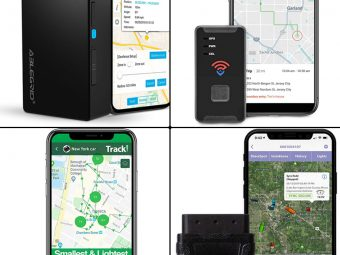 11 Best GPS Trackers For Cars In 2021