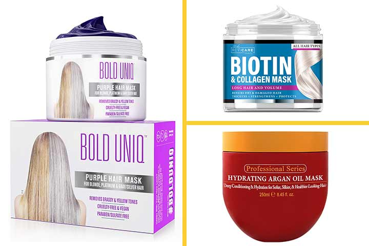 Best Hair Masks For Dry And Damaged Hair