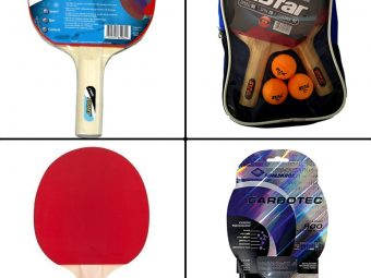 11 Best Table Tennis Bats In India 2021