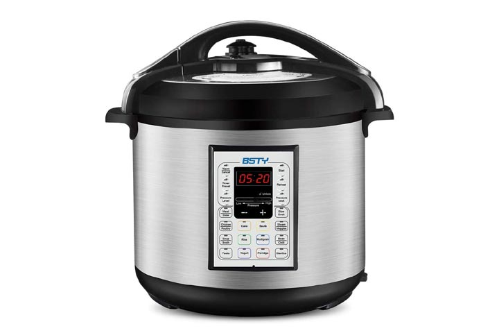 Bsty Electric Pressure Cooker