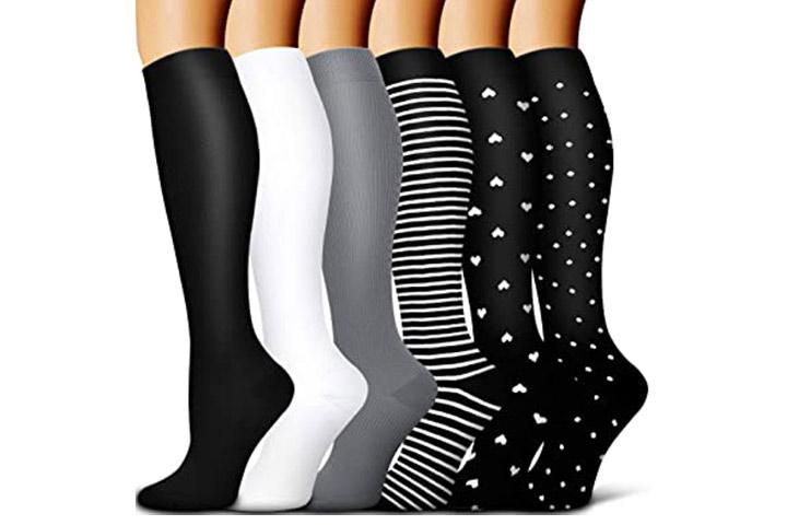 Copper Compression Socks