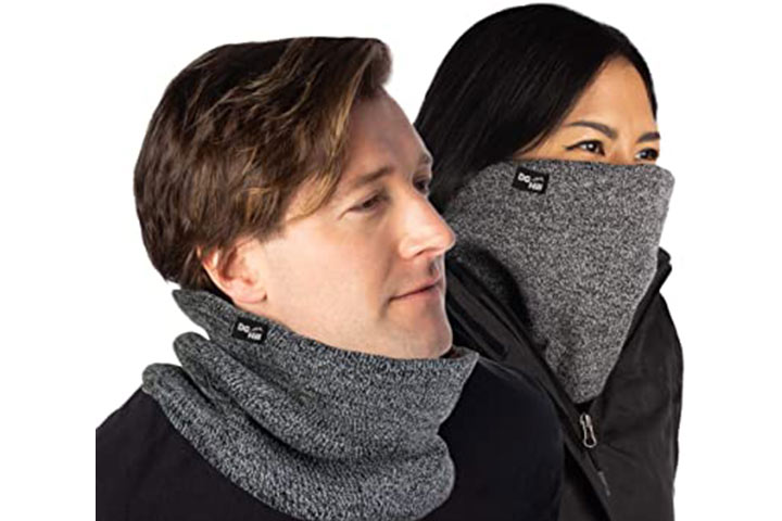 DG Hill Heat Trapping Thermal Neck Warmers