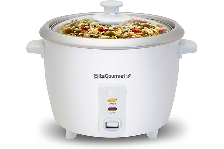 Elite Gourmet Electric Rice Cooker