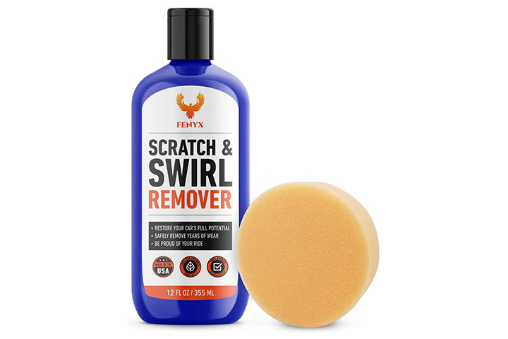 Fenyx Products Car Scratch Remover