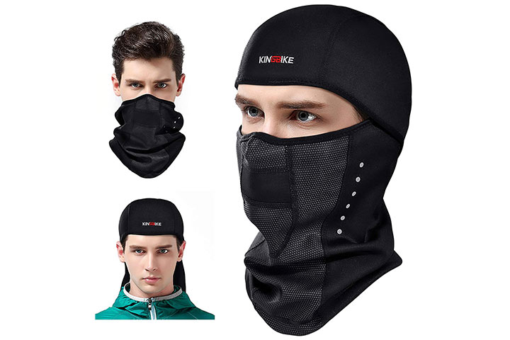 KINGBIKE Balaclava Ski Mask