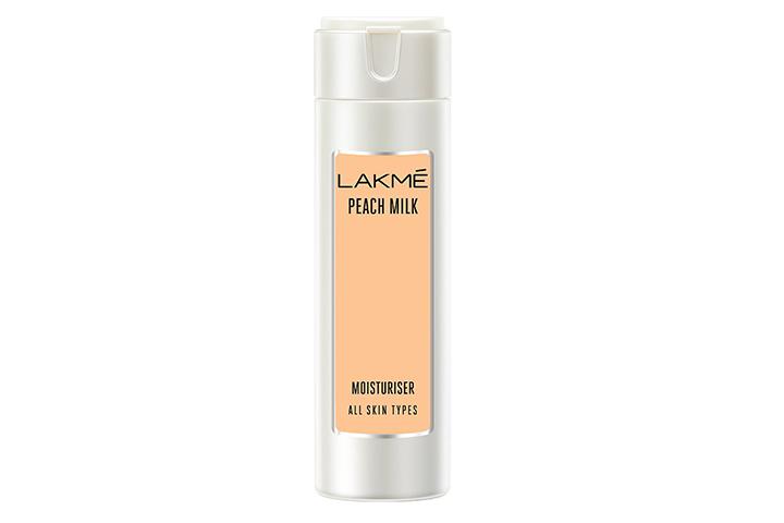 Lakme Peach milk Moisturizing lotion