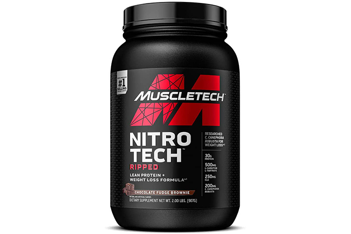 MuscleTech Protein Powder for Weight Loss