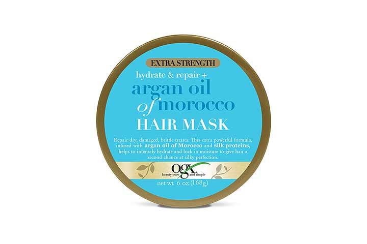 OGX Extra Strength Hair Mask