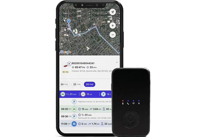 Primetracking Personal 4G LTE Tracker