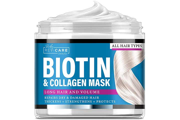 RVBY Revicare Biotin and Collagen Mask