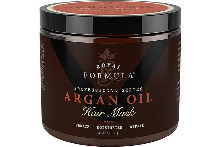 Royal Argan Oil Hair Mask