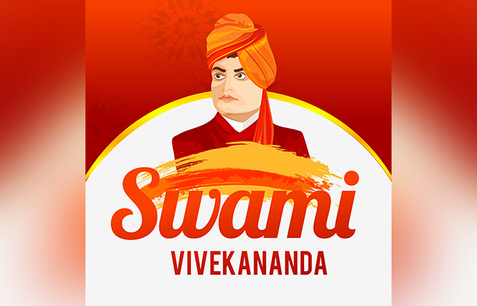 Swami Vivekananda's inspiring story - facing fear