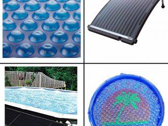 Top 10 Best Solar Pool Heaters In 2021