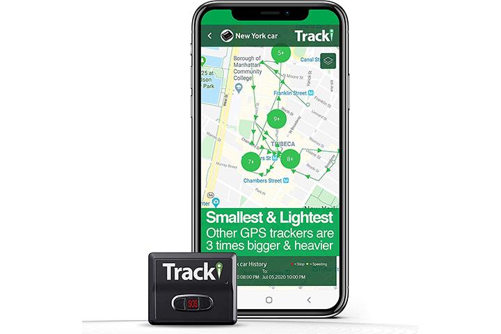 Tracki Mini Real-time GPS Tracker