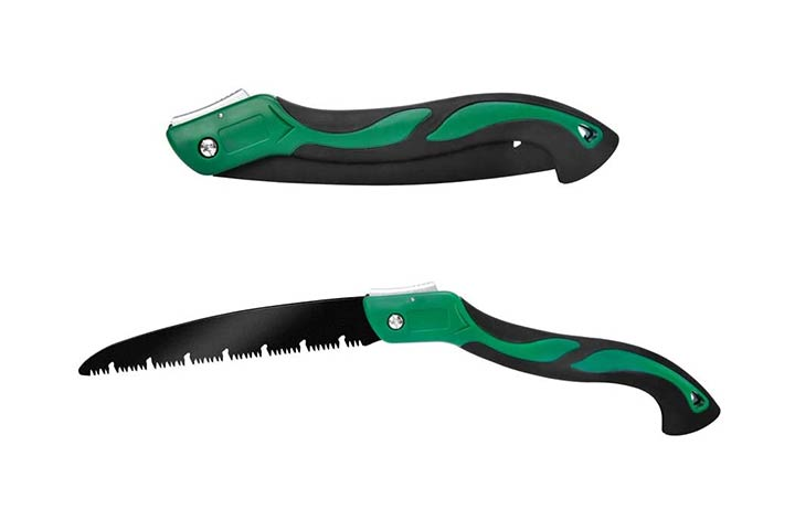 Tranvon Folding Hand Saw for Camping