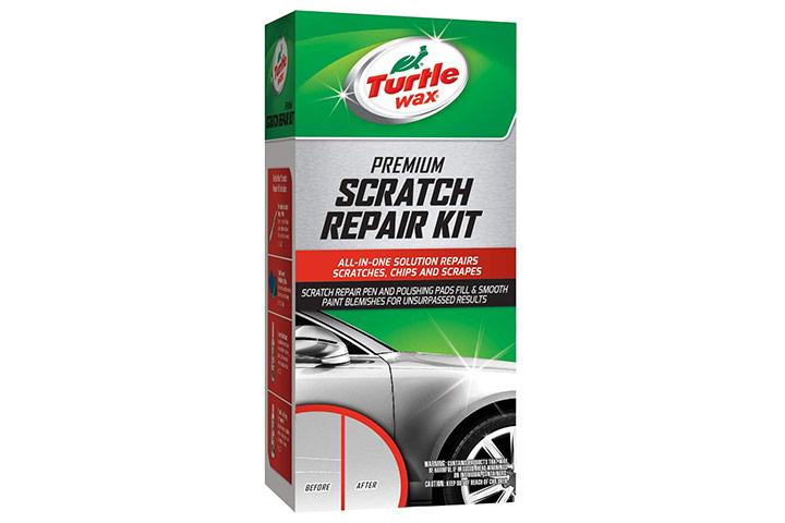 Turtle Wax T-123KT Premium Grade Scratch Repair Kit