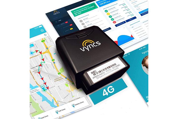 Vyncs GPS Tracker