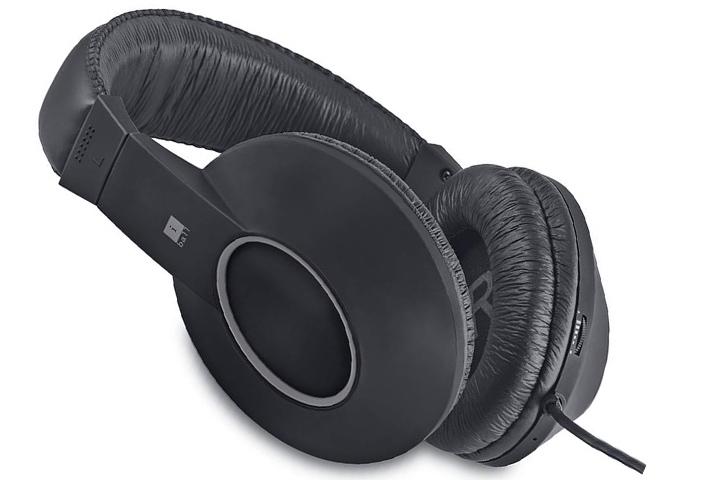 iBall EarWear Rock, Over-Ear Wired Headphones