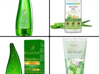 11 Best Aloe Vera Gels For Face, In India In 2021