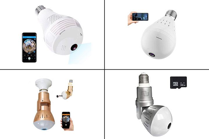 11 Best Light Bulb Security Cameras-1