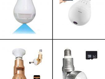 11 Best Light Bulb Security Cameras