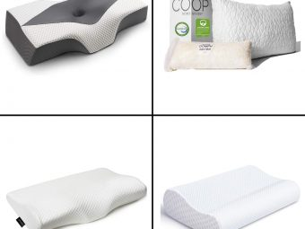 11 Best Pillows For Neck Pain, In 2021