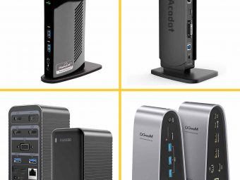 14 Best Docking Stations For Laptops In 2021