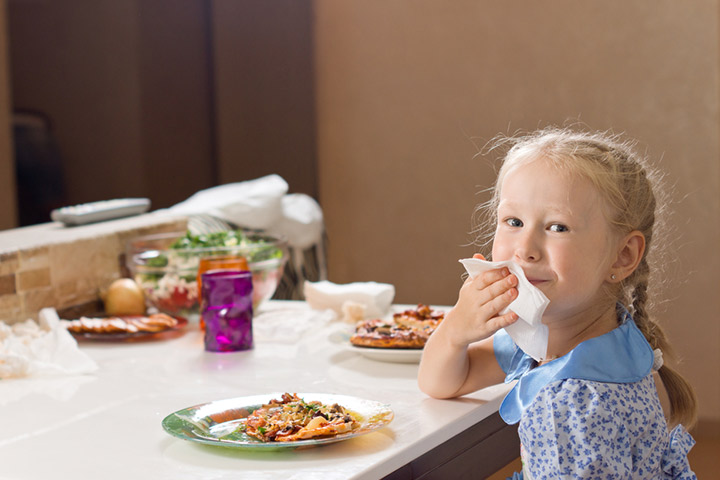 15 Table Manners For Kids To Learn