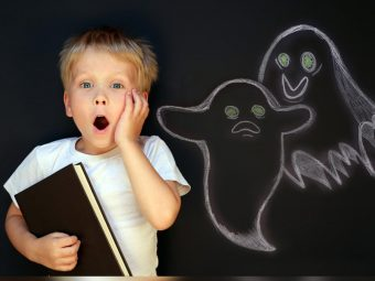 20 Short And Scary Ghost Stories For Children