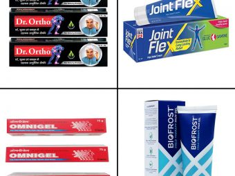7 Best Pain Relief Gels Available In India In 2021