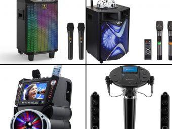 11 Best Karaoke Machines To Buy