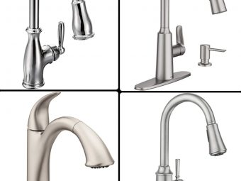 11 Best Moen Kitchen Faucets In 2021