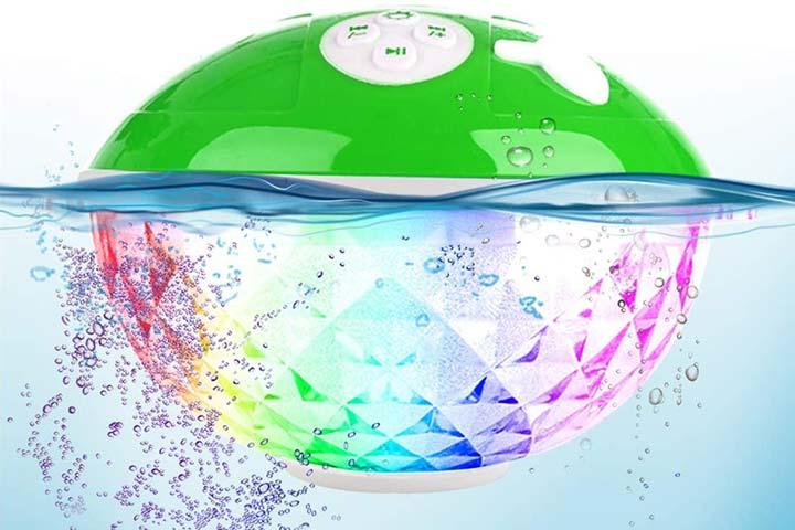 Blufree Wireless Shower Speaker