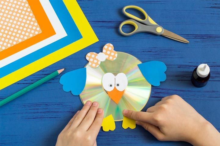 CD bird