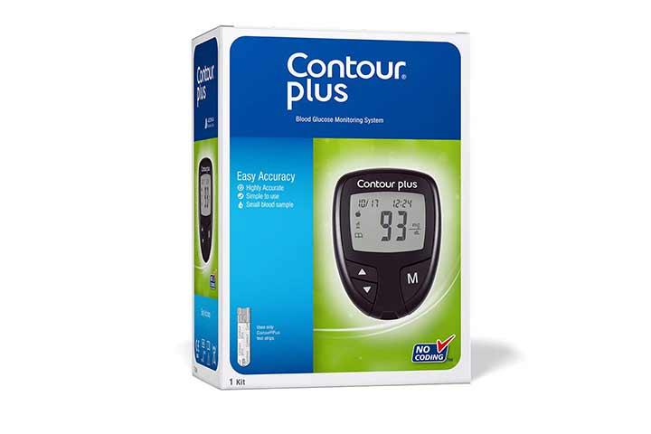ContourPlus Blood Glucose Monitoring System