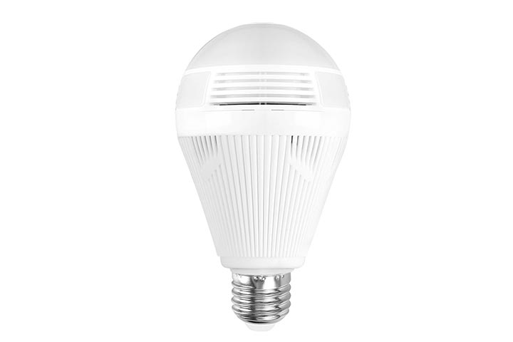 Global trading plus Light Bulb Camera