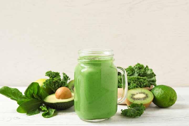 Go-green smoothie