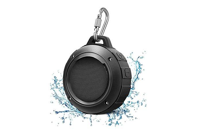 Kunodi Mini Shower Travel Speaker